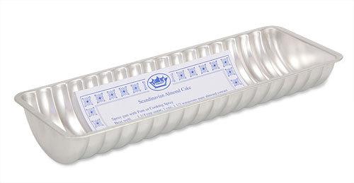 Almond Cake Pan - Aluminum