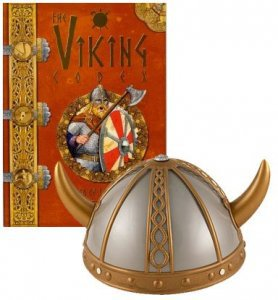Viking-Book-with-Helmet