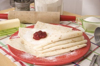 Norwegian Lefse Danish Lefse Swedish Lefse Lefse Time